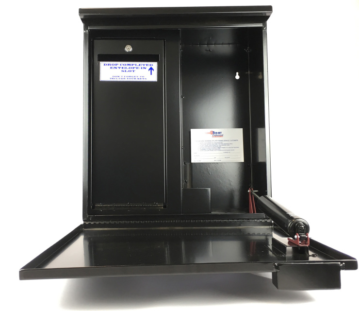 Wall Mounted Weather Resistant Night Drop Box